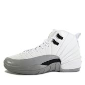 Nike Air Jordan 12 Retro GG [510815-108] 童鞋 喬丹 經典 潮流 休閒 白 黑