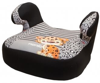 『121婦嬰用品館』納尼亞 輔助墊動物系列 - 花豹灰  FB00216