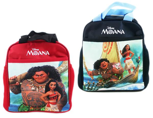 【卡漫城】 海洋奇緣 單層 便當袋 二款選一 ㊣版 Moana 手提袋 毛伊 嘿嘿 噗噗 拉鍊式 餐袋 莫娜