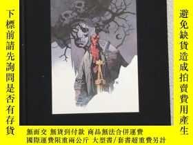 二手書博民逛書店Hellboy罕見Integral volume 3Y19139
