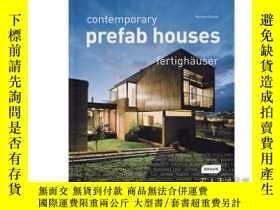 二手書博民逛書店Contemporary罕見Prefab HousesY3437