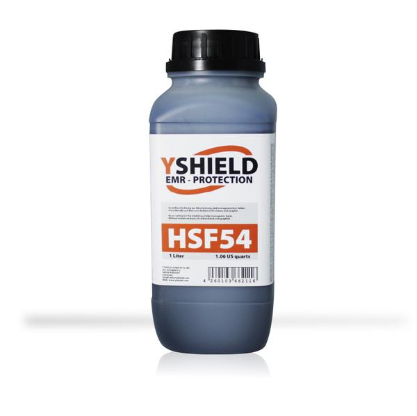 摩新科技電磁波防護[防止基地台電磁波]高頻電磁波屏蔽油漆(黑色)HSF54