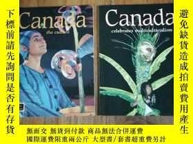 二手書博民逛書店Canada:罕見The Culture;Canada Cele