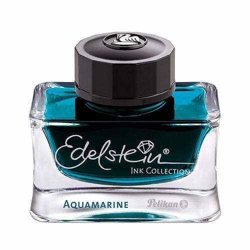 pelikan 2016古典鋼筆專用逸彩墨水*aquamarine