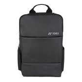 Yonex Backpack [BA82012XEX007] 後背包 雙肩背帶 羽網拍 運動 休閒 水壺層 黑
