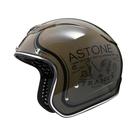 【東門城】ASTONE SPORSTER 381G K133 (咖啡拿鐵) 彩繪公雞 復古帽 3/4罩安全帽