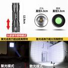 碩森強光手電筒便攜可充電式5000小超亮戶外家用氙氣多功能遠射燈 小山好物
