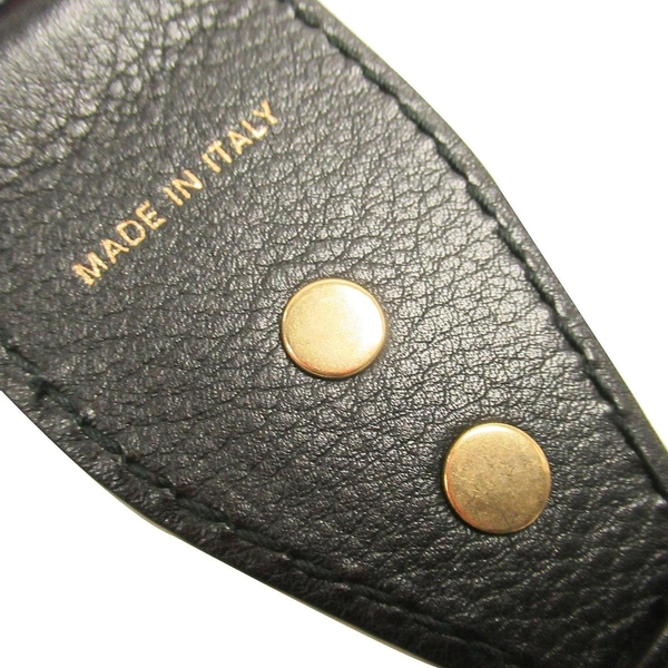 Dior 迪奧 Fiesta Shoulder Strap 彩色帆布刺繡X復古金屬飾章肩背帶  【BRAND OFF】