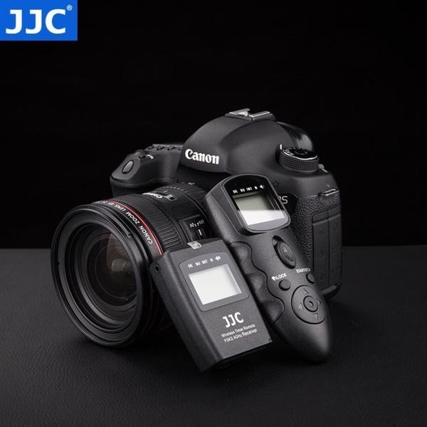 快門線 JJC 適用佳能無線定時快門線遙控器760D 5D3 5D4 70D 77D 750D 80D 800D 200D 5DS 5D2 90D 6D2 M6 EOS R RP
