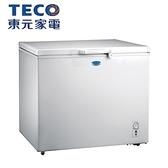 «0利率/免運費»TECO東元 330公升 上掀式 單門冷凍櫃 RL3517W (附鎖)【南霸天電器百貨】