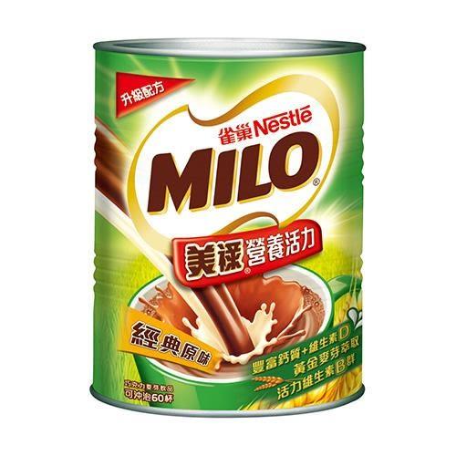 雀巢美祿巧克力麥芽飲品-經典原味1.5kg【愛買】
