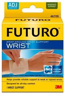 專品藥局 3M FUTURO 纏繞式護腕- 膚色【2001704】