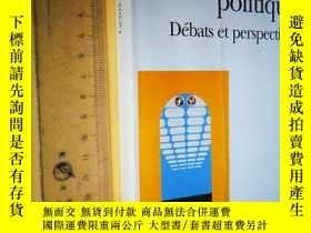 二手書博民逛書店法文原版罕見Genre Et Politique.Debats et perspectivesY7215 見圖