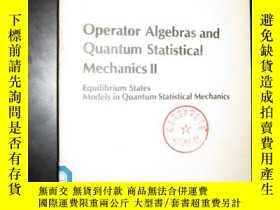 二手書博民逛書店Operator罕見Algebras and Quantum S