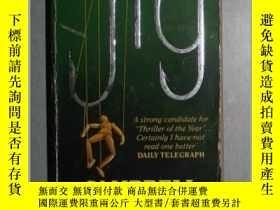 二手書博民逛書店英文原版罕見Jig by Campbell Armstrong