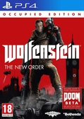 PS4 德軍總部 新秩序 佔領版 限定版 英文版 Wolfenstein New Order Occupied Edition