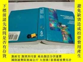 二手書博民逛書店Production罕見and Operations Management(生產經營管理)Y212829