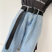 戰術腰帶自動扣武裝速開戰術腰帶男INS風學生軍訓戶外百搭工裝褲皮帶女酷快速出貨