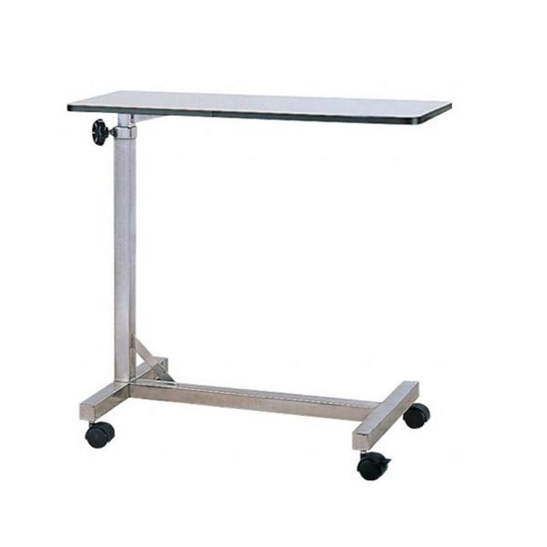 【耀宏】不鏽鋼床上桌(美耐板面)YH018