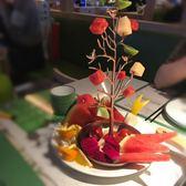 意境菜創意餐具個性不規則聖誕水果樹酒店酒吧ktv果盤水果拼盤架 IGO  電購3C
