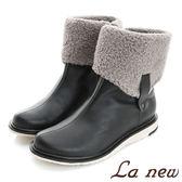 【La new Outlet】輕量休閒鞋 短靴(女223026638)