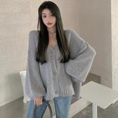 特價限購 秋冬季新款爆款女裝寬松顯瘦百搭毛衣外穿洋氣開衫外套上衣潮