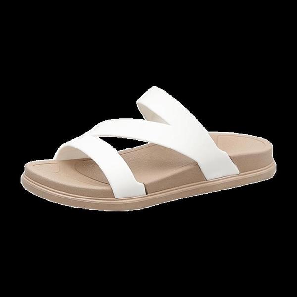 拖鞋女外穿時尚夏海邊沙灘鞋女士外出穆勒鞋網紅ins潮度假涼拖鞋 【全館免運】