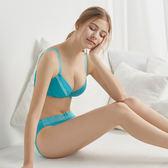 瑪登瑪朵-Soft Up內衣  B-E罩杯(暖意藍)