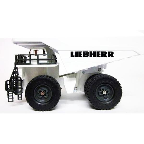 SIKU 德國小汽車 LIEBHERR 大砂石車 SU1807