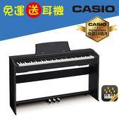 【卡西歐CASIO官方旗艦店】Privia 數位鋼琴PX-770BK黑色(贈清潔組)