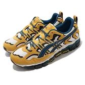 Asics 野跑鞋 Gel-Nandi 360 男鞋 土黃色 山系 緩震 休閒 運動鞋 【ACS】 1021A284100