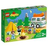 LEGO 樂高 家庭露營車冒險_LG10946