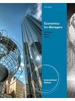二手書博民逛書店《Economics for Managers, International Edition (with InfoApps)》 R2Y ISBN:0538470380