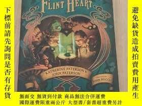 二手書博民逛書店The罕見Flint Heart 原價 暫無價格信息 作者出版社 出版 2011-09 裝幀 精裝Y43144