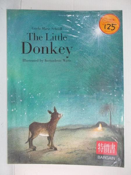 【書寶二手書T7/少年童書_KJ7】Little Donkey_Bernadette Watts, Gerda Marie Scheidl