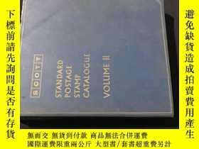 二手書博民逛書店Standard罕見postage stamp Catalogu
