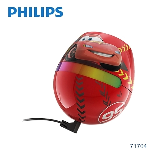 PHILIPS 飛利浦 LED迷你情調燈-汽車總動員 717043256【現貨供應中】