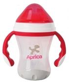 愛普力卡 Aprica 軟管掀蓋喝水練習杯 #89701