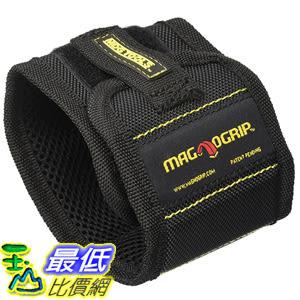 [美國直購] MagnoGrip 002-351 磁性腕帶 Magnetic Wristband, Black