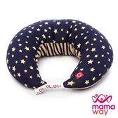 【mamaway媽媽餵】氧化鋅抗菌星空萬用枕-月亮枕套