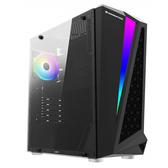 Xigmatek Orion / 獵戶座 RGB 強化玻璃側板 ATX 電腦機殼 EN42593