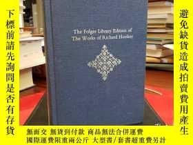 二手書博民逛書店Of罕見the Laws of Ecclesiastical Polity: Introductions; Com