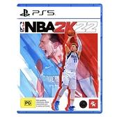 預購9/10上市【PS5原版片 可刷卡】 NBA 2K22 中文版全新品【台中星光電玩】