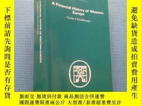 二手書博民逛書店A罕見Financial History of Western