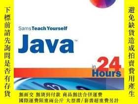 二手書博民逛書店Sams罕見Teach Yourself Java In 24 HoursY256260 Rogers Cad