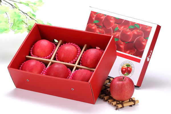 【優果園】美國富士蘋果★6入禮盒★每顆約310g