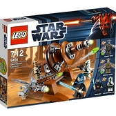 LEGO 樂高 Star Wars 星際大戰 Geonosian Cannon 吉奧諾西亞加農炮 9491
