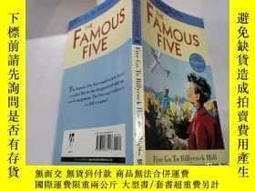 二手書博民逛書店the罕見famous five: 著名的五個Y212829 不祥 不祥