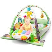 新生嬰兒健身架器腳踏鋼琴遊戲毯玩具 YX1205『小美日記』