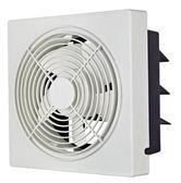 【正豐】10吋百葉窗型 排風扇/通風扇 GF-10A 排吸兩用通風扇,調整空氣運用功能強